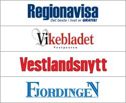 Regionavisa / Vikebladet / Vestlandsnytt / Fjordingen