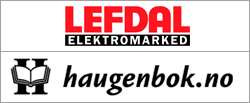 Lefdal / Haugen Bok