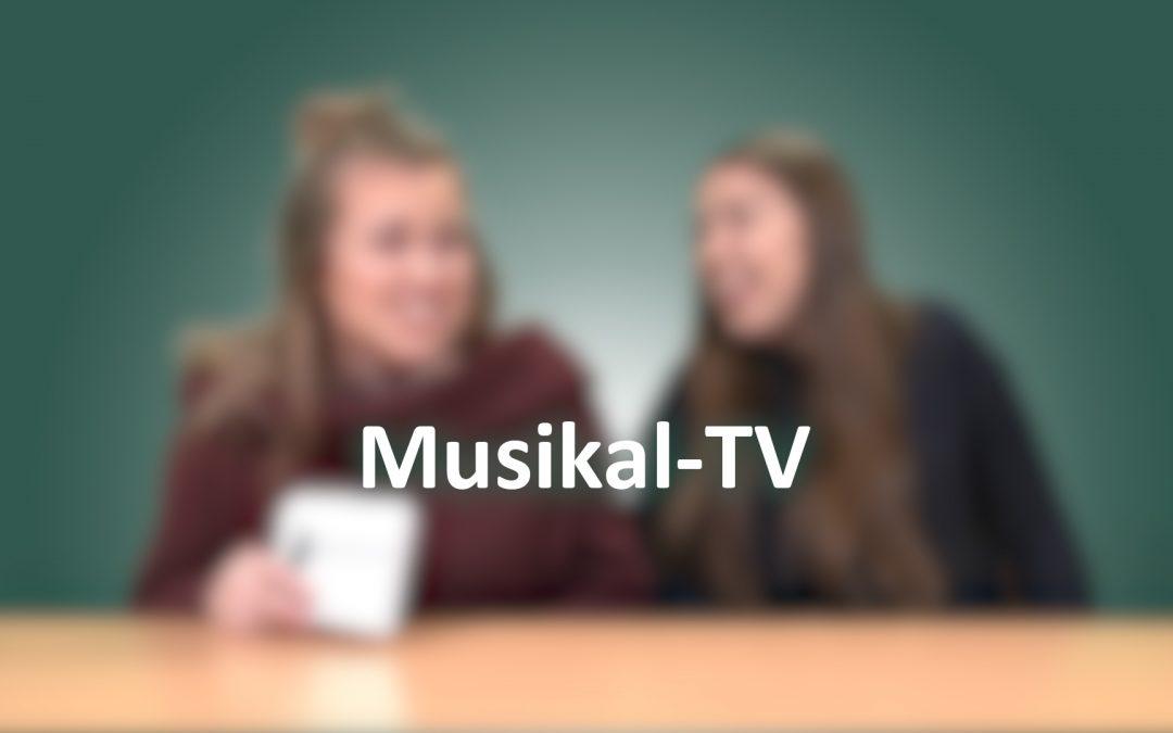 Musikal-TV  er  tilbake!